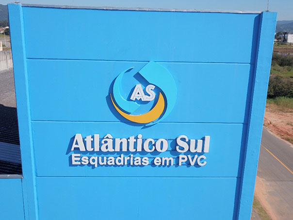 Atlântico Sul Esquadrias em PVC